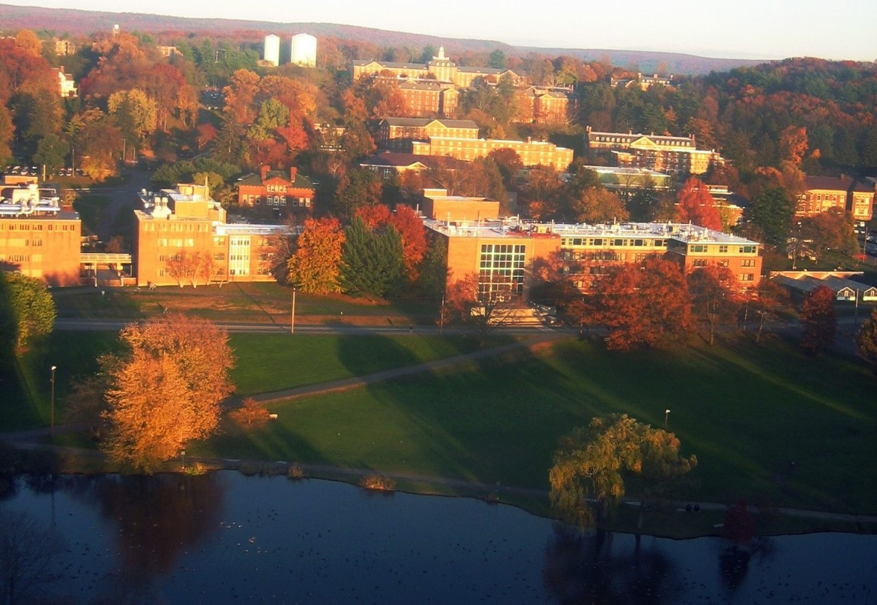 UMass Amherst Biology Lab