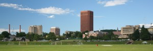 Umass Amherst Skyline